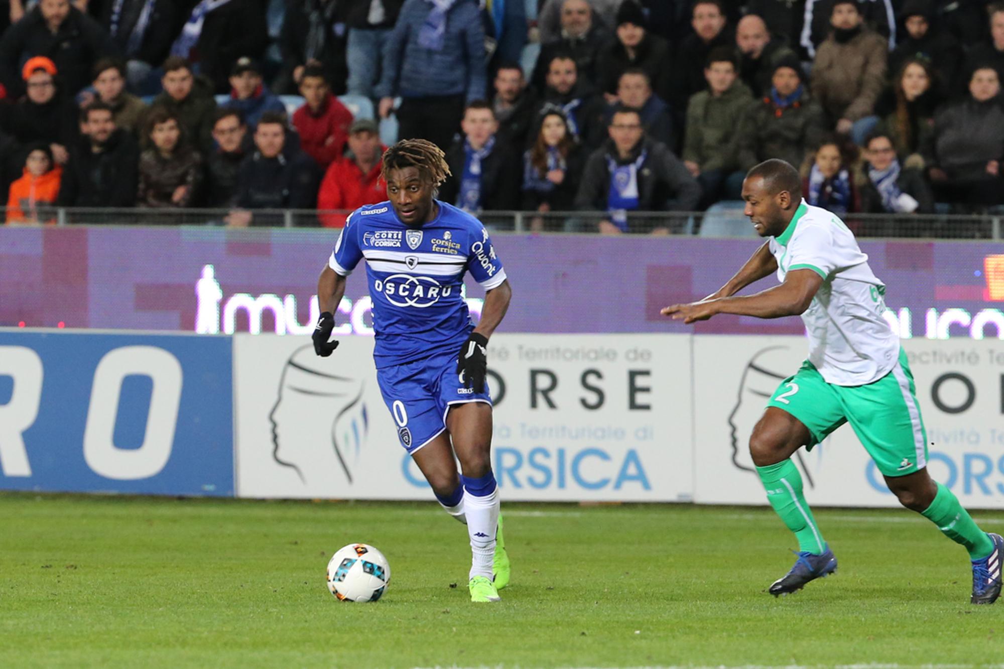 Bastia - Saint-Etienne