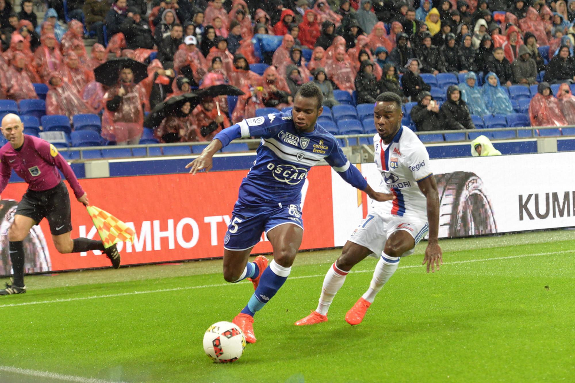 Lyon-Bastia