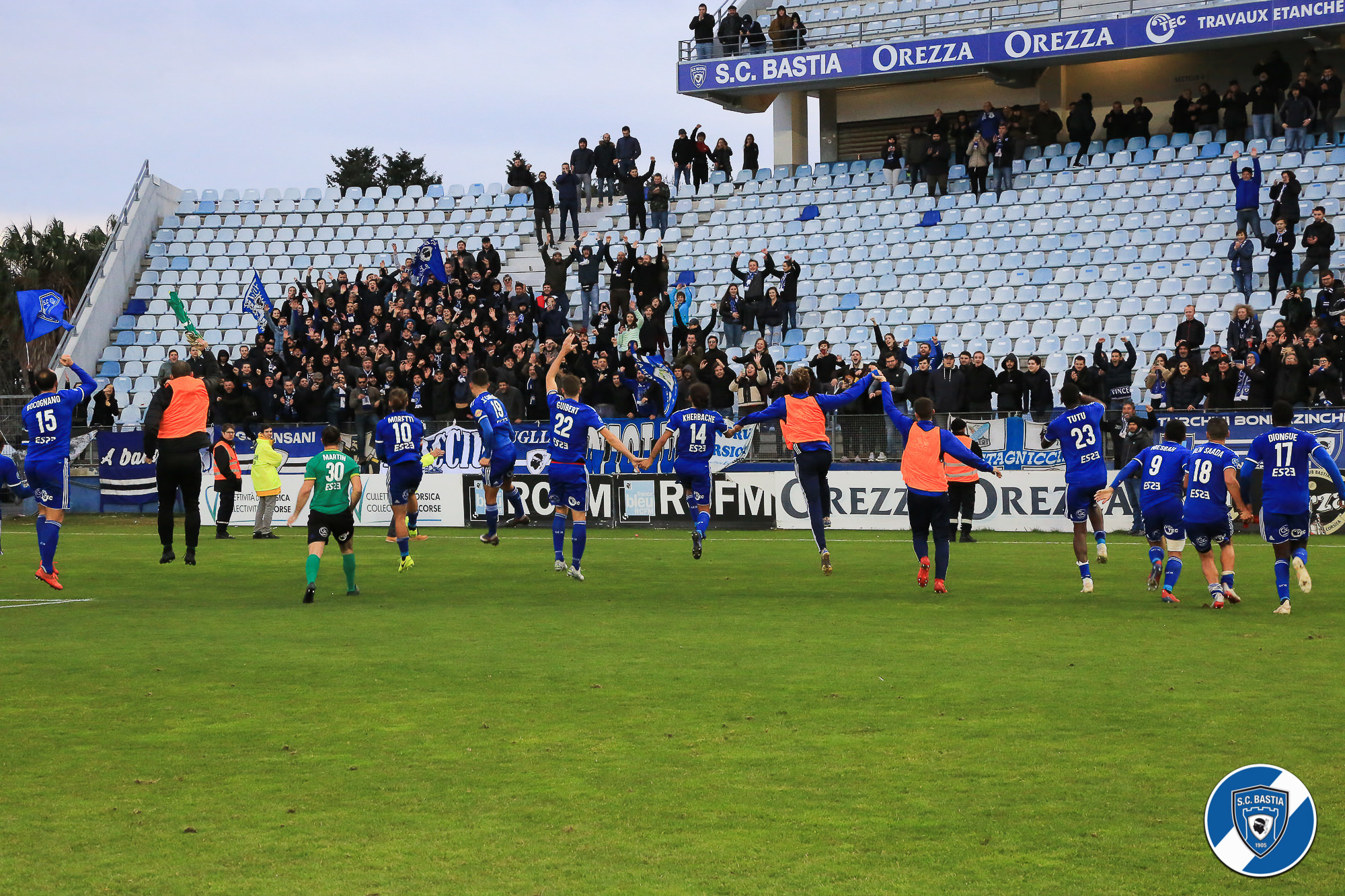 SCB 1-0 OSQ (18/01/2020)