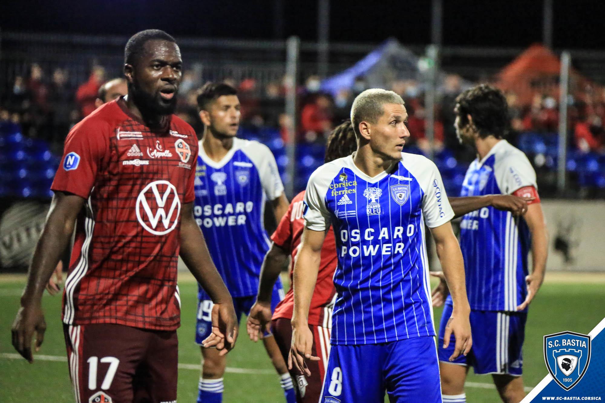 Kévin SCHUR | Sporting Club Bastia