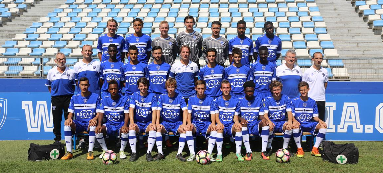 Photo de l\'équipe